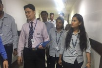 industrial visit to Paras Hospital (6)